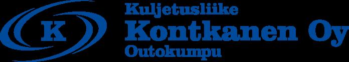 Kuljetusliike Kontkanen logo